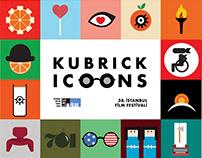 38th Istanbul Film Festival (Kubrick Year Icons)