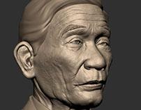 Oldman - 3D Printing