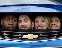 Chevrolet - Du fun pour la route