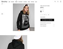 LDN & MANHATTAN sweatshirts / Bershka Man