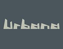 Urbana - Typeface