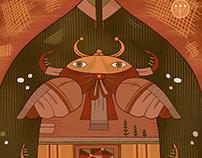 Post cards of fairies (Почтовые открытки Феечек)