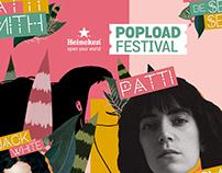 POPLOAD FESTIVAL 2019 | Instagram GIFS