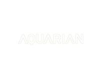 Aquarian logo type