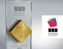 BBB Trophy design