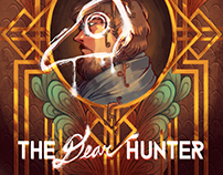 The Dear Hunter mock poster