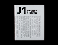 J1 TWENTY SIXTEEN