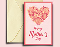 Mother's Day Card (for sale)