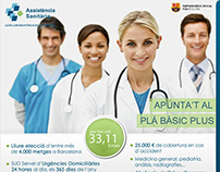 Formulario Assistència Sanitaria