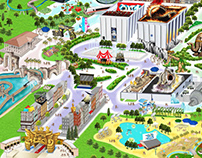 Theme Park Graphics