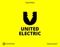 United Electric Logo and Branding