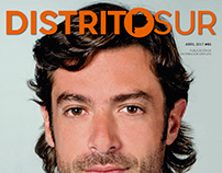 Revista Distrito Sur - Número 01, Abril 2017.
