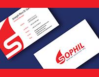 Branding: Sophil Marine Services Inc.