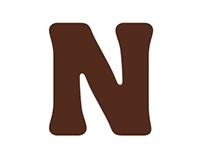 NAUGLES - Custom Font