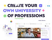 DOCTRINE® — E-Learning Platform x EdTech