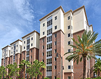 R-006 The University of Tampa Palm Apartments