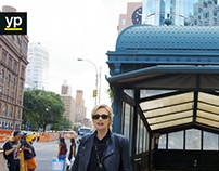 Jane Lynch's NYC
