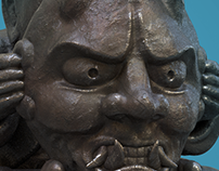 Masked Monk