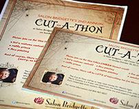 Salon Bridgette - Halloween Cut-A-Thon