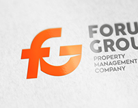 Forum Group - logo concept