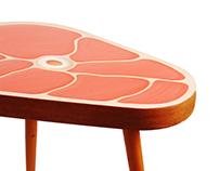 STEAK | Side Table