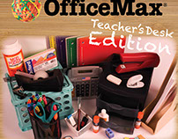 Office Max Catalog Cover