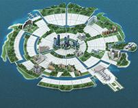 Дизайн интерактивной карты / Interactive Map Design