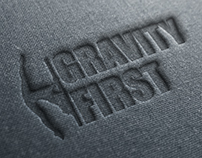 Gravity first logo