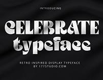 Free Font - Celebrate