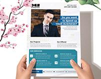 Dev Corporate Business Flyer V03