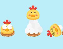 Eggs Story / Pham Kien