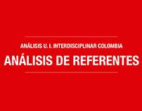Análisis U.I.I. Colombia - Análisis de Referentes