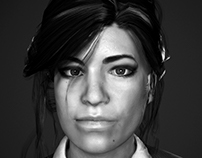Julia Realtime portrait