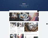 Oxite - Premium WordPress Responsive Blog Theme