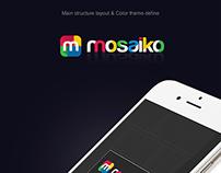 Mosaiko App