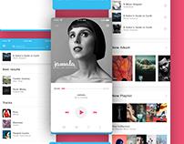 Note music app