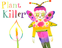 Vice Comic - Plant Killer