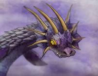 Dark Sea Serpent