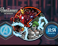 Tablet Avengers Tec Toy