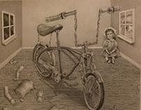 RISD bicycle