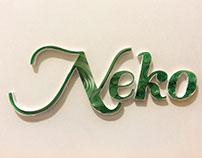 Paperquilling #1: Neko