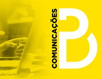 Criação de logotipo+identidade visual DB2 Comunicações