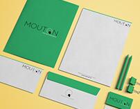 Mouton // Identidade Visual & Papelaria