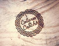 Logotipo Colares de Crochê