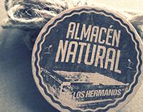 Branding - Almacén Natural Los Hermanos