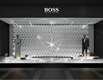 WINTER CAMPAIGN for Hugo Boss