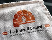Identité visuelle du Fournil Briard