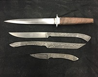 My First Four Knives