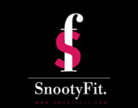 SnootyFit - Branding Case Study.