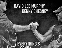 David Lee Murphy / Kenny Chesney - Single Cover